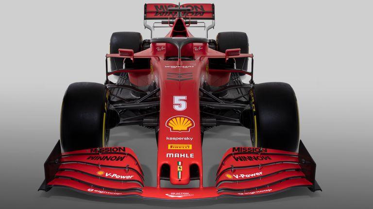 Ferrari Unveil 2020 F1 Car In Dramatic Style At SF1000