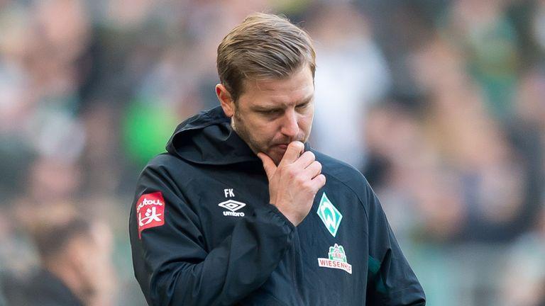 Florian Kohfeldt has struggled to match last season's results this time around