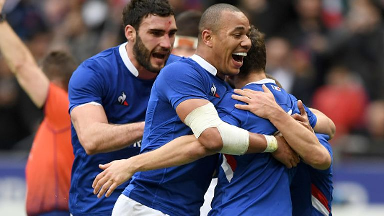 France beat England 24-17 in their Six Nations opener in Paris light week