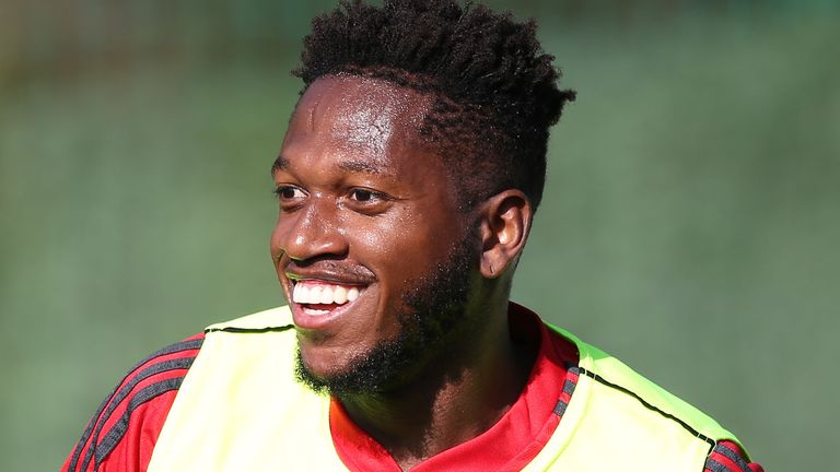 Fred has established himself as a key player at Manchester United this season