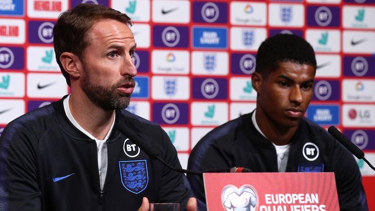 Gareth Southgate será consciente de los jugadores de Inglaterra que enfrentan 14 meses de fútbol