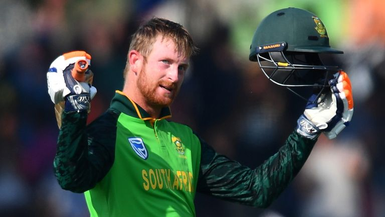 Klaasen ton the catalyst for Proteas victory in Paarl