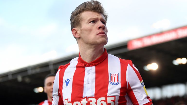 James McClean has bought and donated PPE to under-pressure medical staff in his home city of Derry