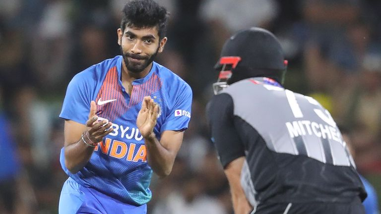 Jasprit Bumrah, the best moder-day white-ball bowler, according to Waqar Younis