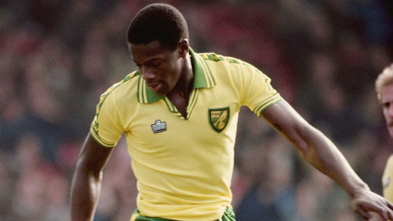 Former Norwich and Nottingham Forest striker Justin Fashanu is Britain's first and only out gay male professional footballer