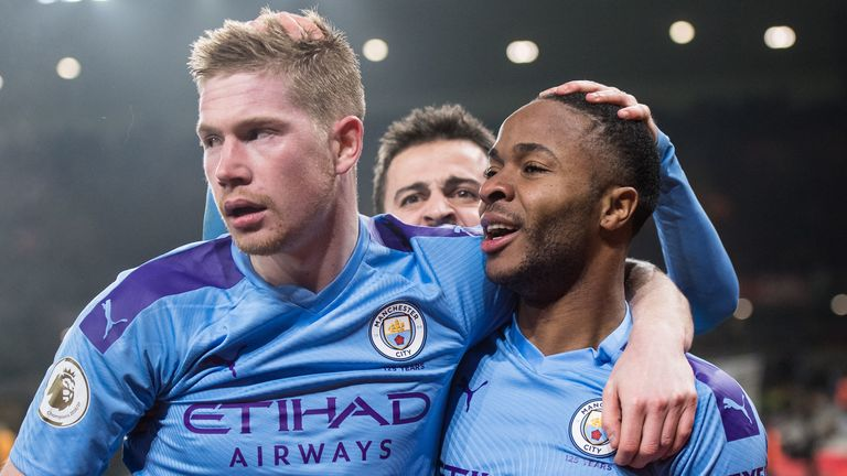 Kevin De Bruyne would miss out on Champions League bonuses if City are banned