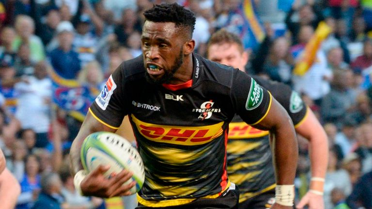 Siya Kolisi returns to action with the Stormers on Saturday