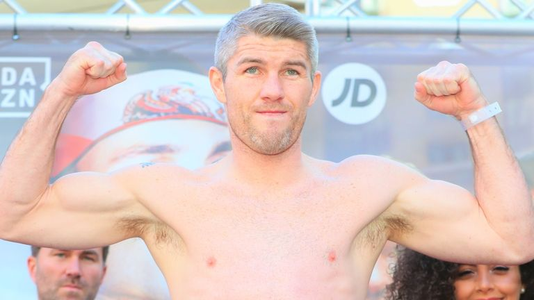 Liam Smith has welcomed a battle with Brook