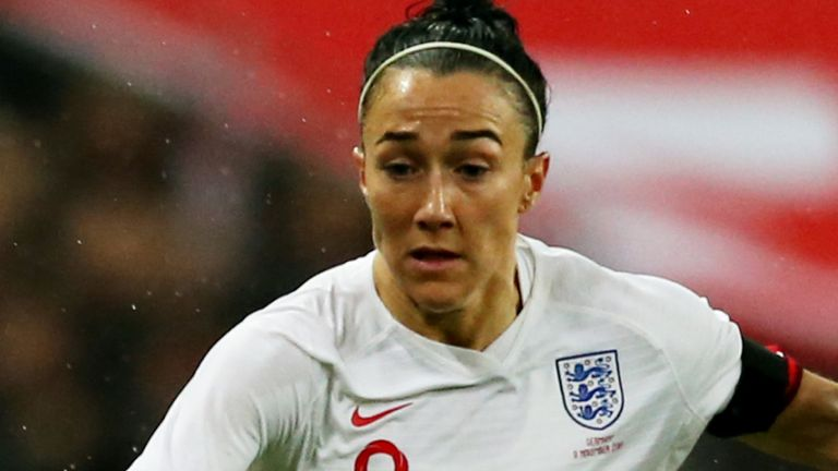 Lucy Bronze says England's next head coach must improve them as a team, and that gender should not be a factor for their appointment
