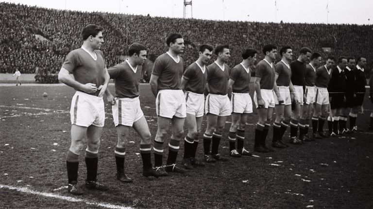 February 6 marks the 62nd anniversary of the Munich Air Disaster