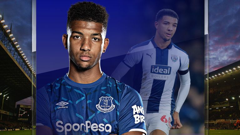 Mason Holgate has come on leaps and bounds this season at Everton