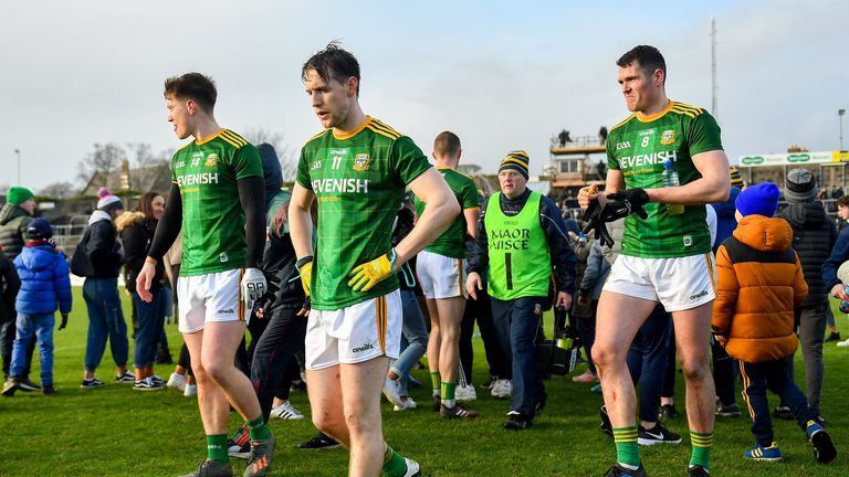 Meath look likely to return to Division 2