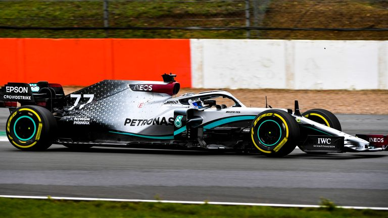As the car hits the track for the very first time at Silverstone, Mercedes' Technical Director James Allison explains what's different about this year's W11 F1 car.