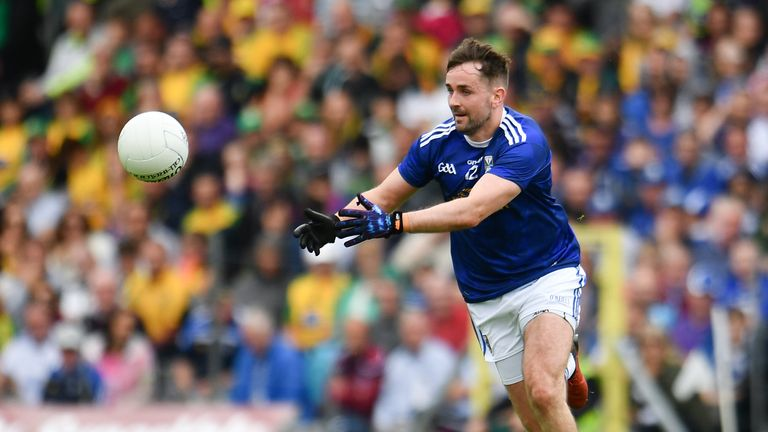 Niall Murray was a key forward in Cavan's run to the Ulster final in 2019