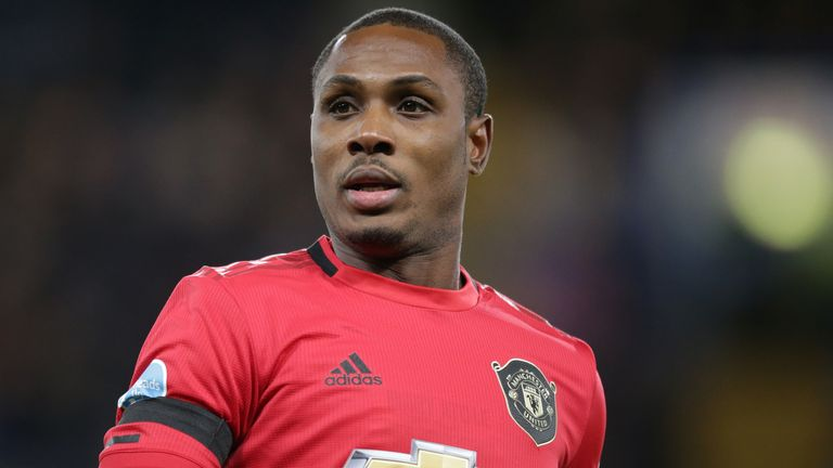 Odion Ighalo has impressed since joining Manchester United on loan in January