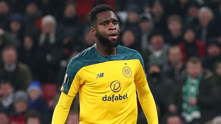 Charlie Nicholas says Edouard would be a replacement for Alexandre Lacazette