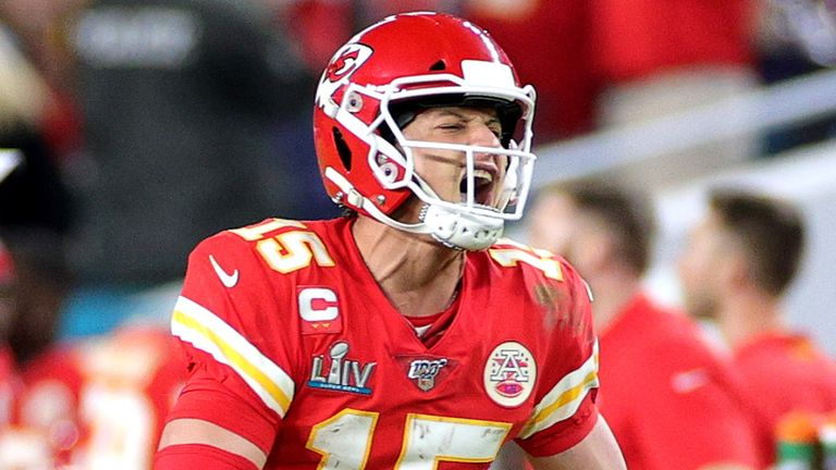 Les champions du Super Bowl Kansas City Chiefs ouvriront la saison