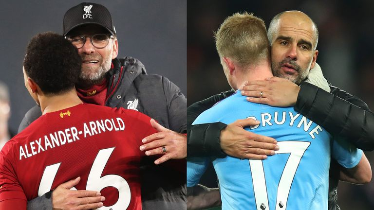 The freedom to make mistakes in the opposition half has been part of Jurgen Klopp and Pep Guardiola's narrative for years