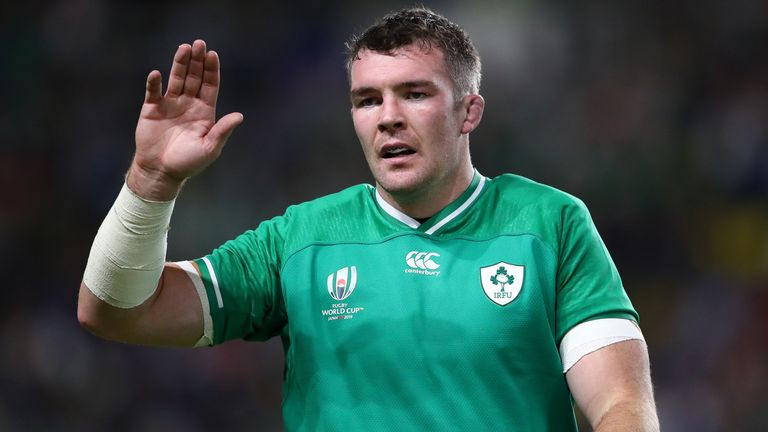 Peter O'Mahony is a big threat for England in the Ireland backrow