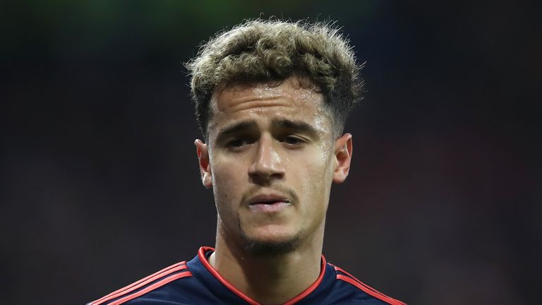 Coutinho thought a move to Bayern would revitalise his career, but it has not worked out that way