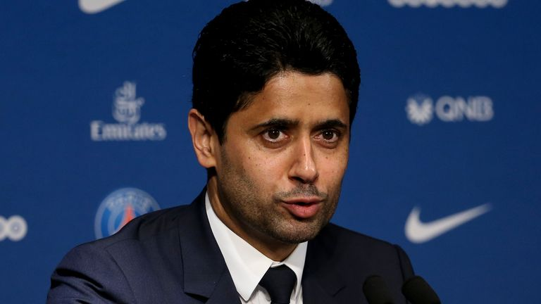 Al-Khelaifi is a member of the UEFA executive committee