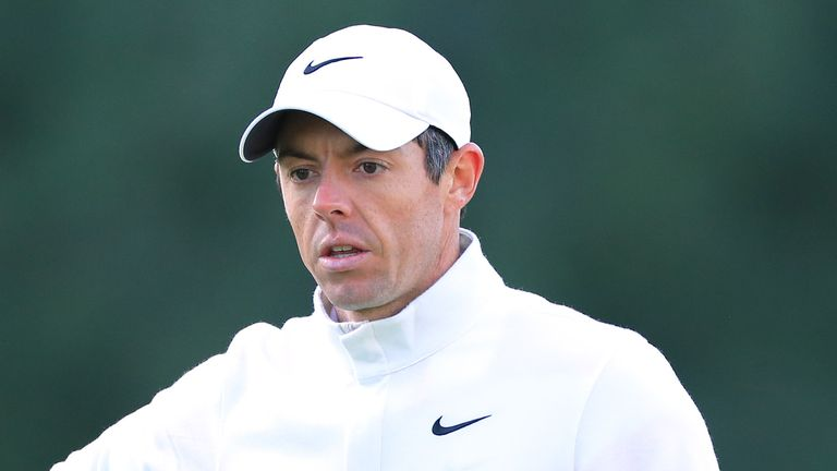 McIlroy shot 68 but admitted he missed to many greens in regulation