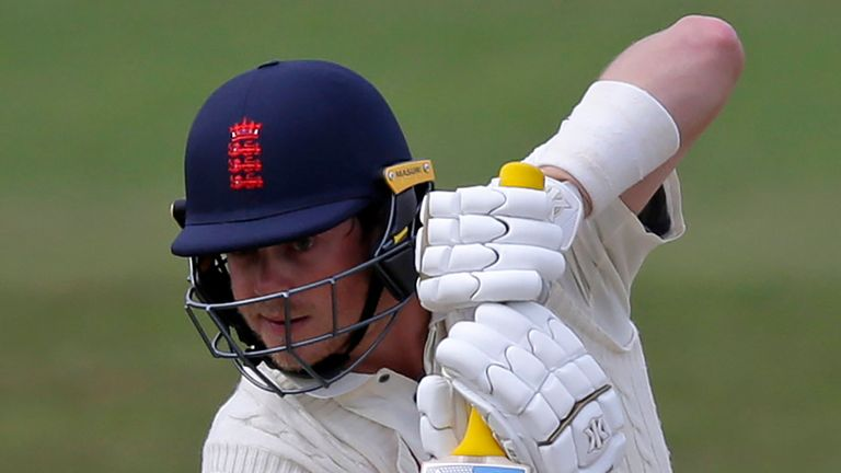 Sam Northeast has featured for the England Lions but has yet to be called up to the Test team