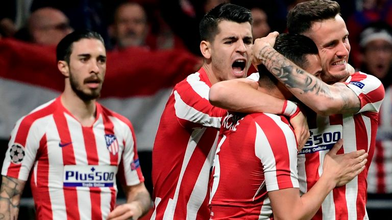 Atletico Madrid's players have agreed to a wage decrease