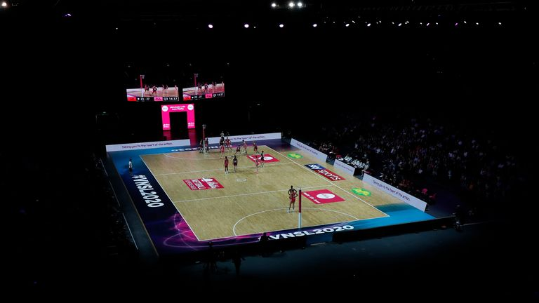 Surrey Storm Netball Manager Mikki Austin reflects on the challenges of 2020 |  Netball News