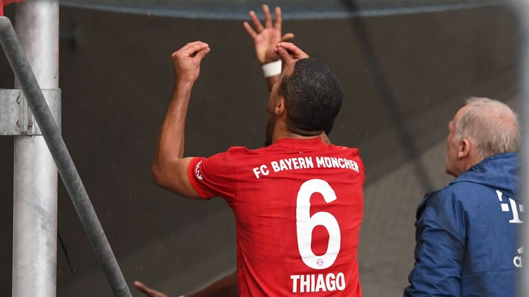 Bayern fans' offensive Hopp banners cause farcical finish at Hoffenheim