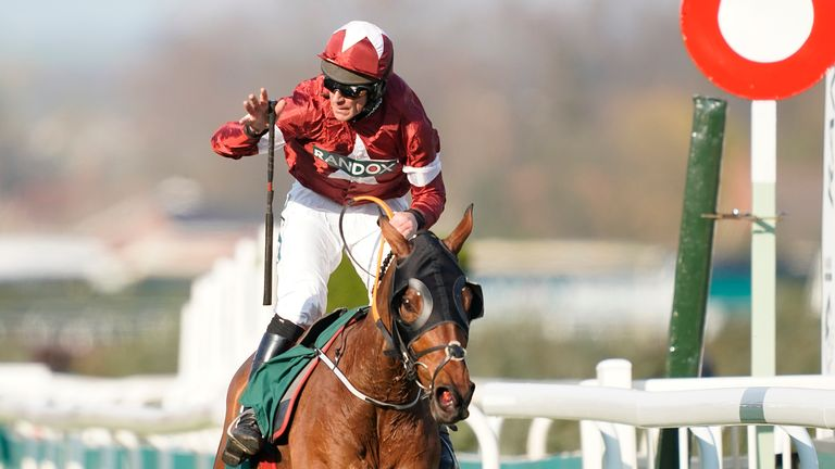Tiger Roll gets green light to defend Grand National title