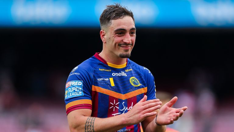 Tony Gigot has joined Wakefield until the end of the 2021 season