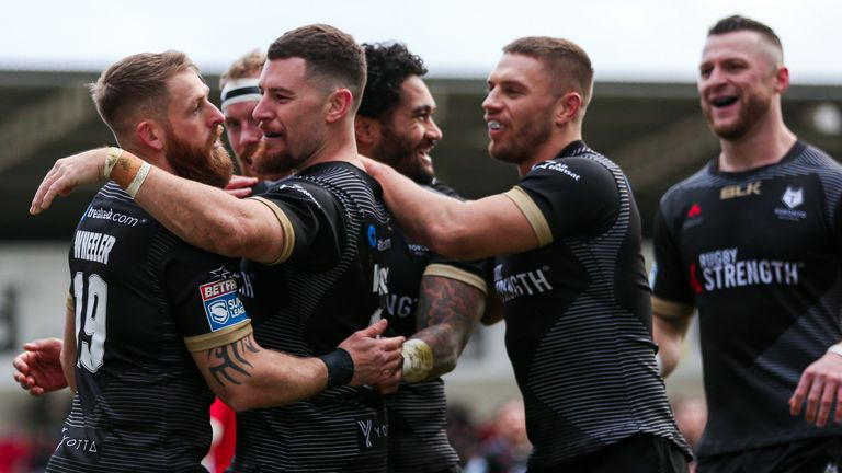 Toronto aim to have something to celebrate when they take on Wigan
