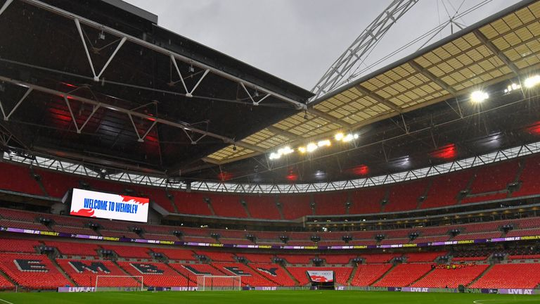 FA CEO Mark Bullingham highlighted revenue loss from events planned to take place at Wembley