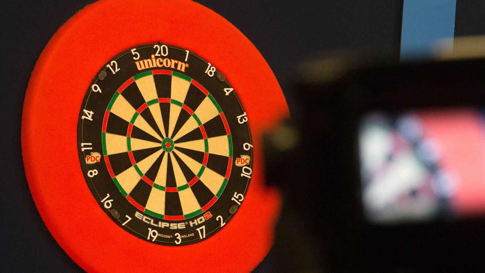 World Matchplay with fans was 'a bridge too far', says PDC chief Matt Porter