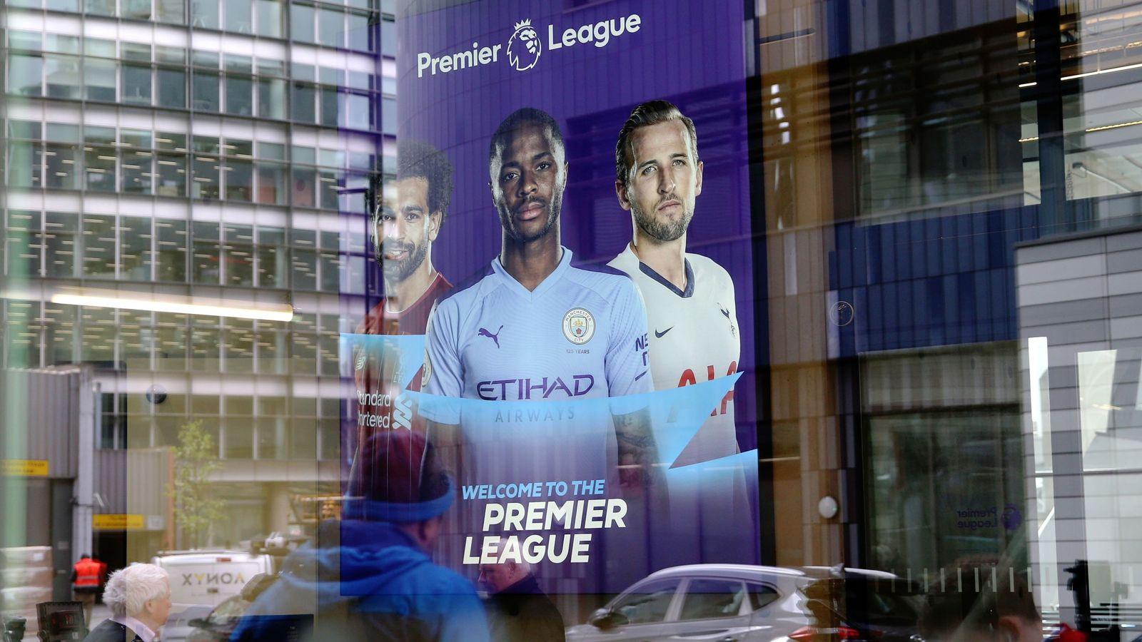 Coronavirus: la Premier League debería liderar la crisis de coronavirus, dice Gary Neville   Noticias de futbol 16