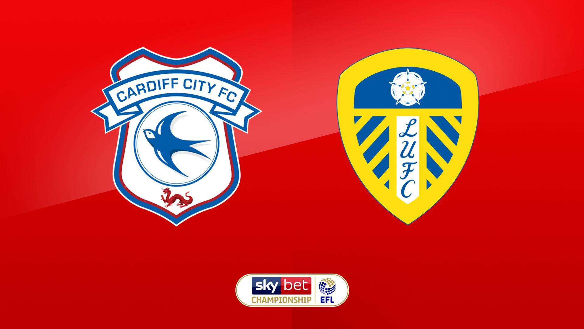 Live on Sky: Cardiff vs Leeds