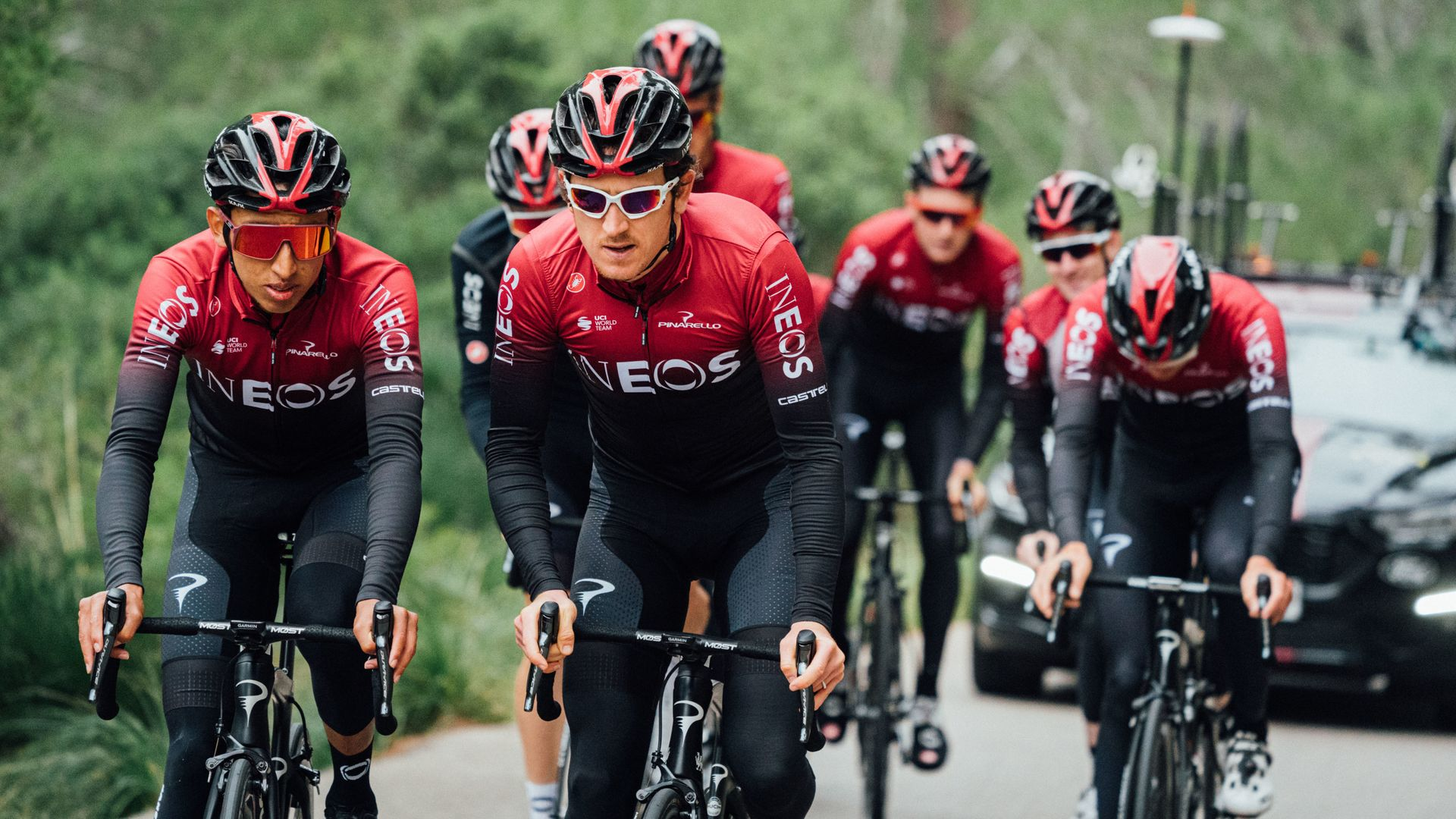 Ineos could take three leaders to Tour