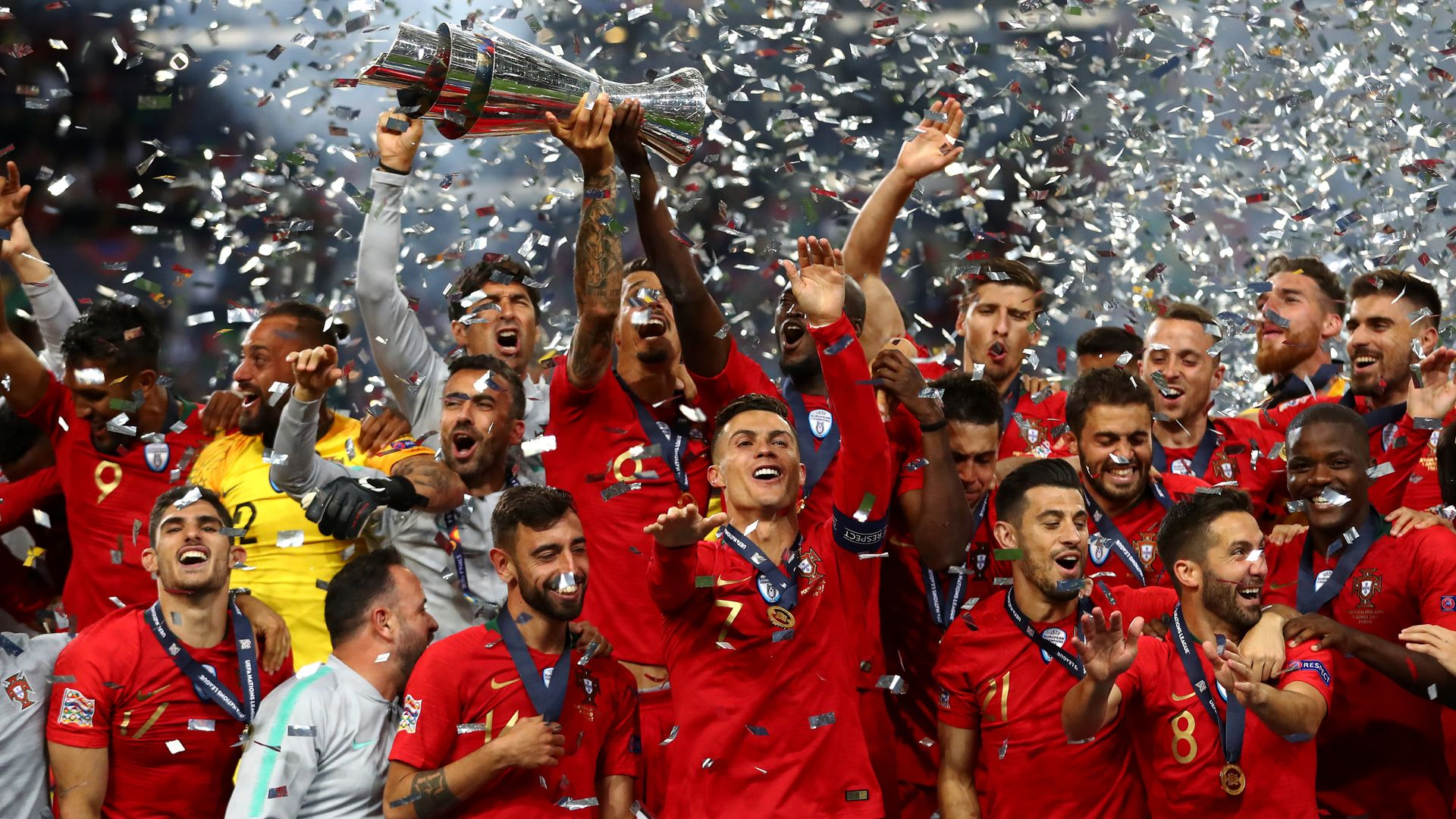 The Nations League returns: What's at stake?