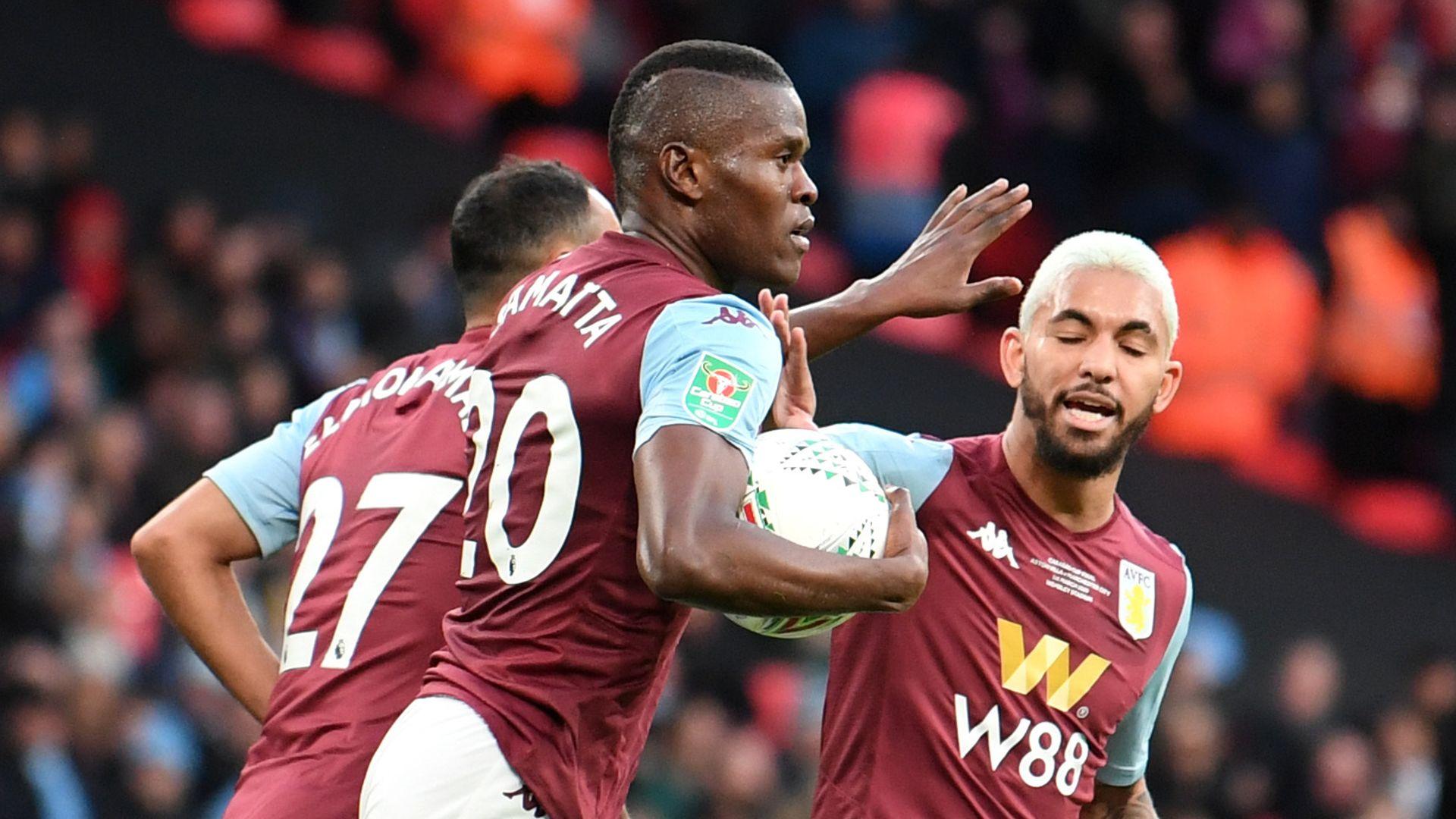 Aston Villa fixtures for Premier League return