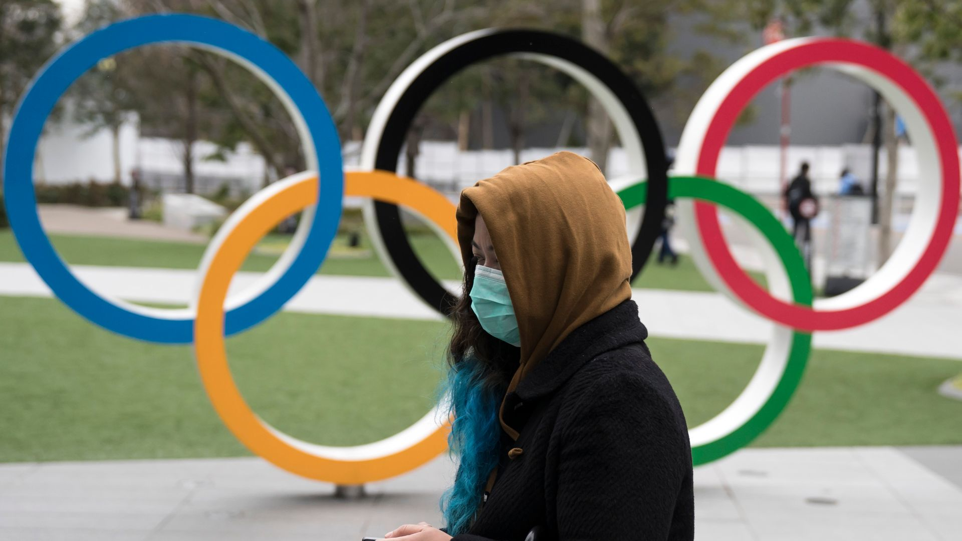 Tokyo Olympics organisers facing 'real problems'