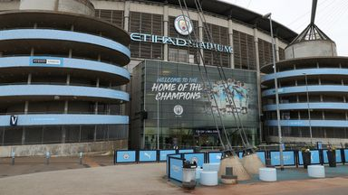 Man City decide not to furlough non-playing staff