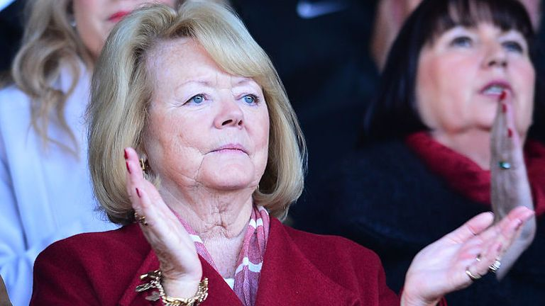 Ann Budge says Stendel and his backroom team will always be welcome on Tynecastle