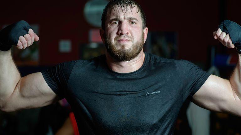 Apti Davtaev has made destructive progress in the pro ranks