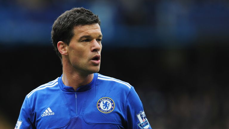Michael Ballack told the Transfer Talk podcast how he was 'wrong' to leave Chelsea in 2010