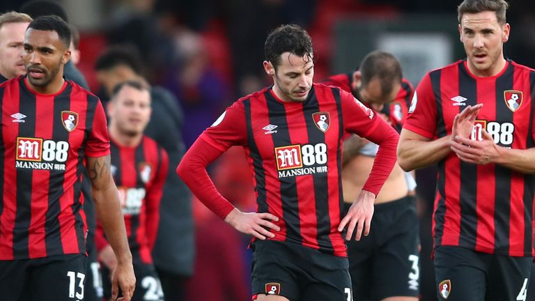 Bournemouth have been plagued by inconsistency this season