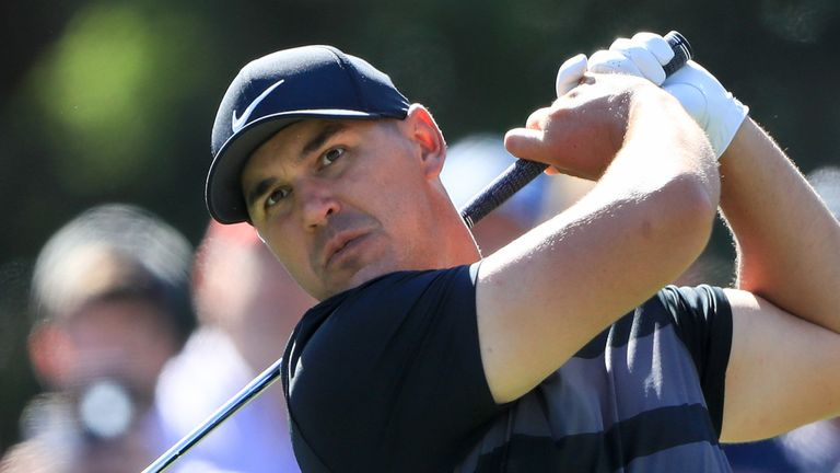 Brooks Koepka had previously spoken positively about the prospect of a Premier Golf League