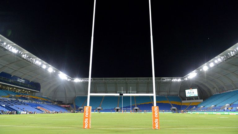 The NRL season has been suspended since March 23