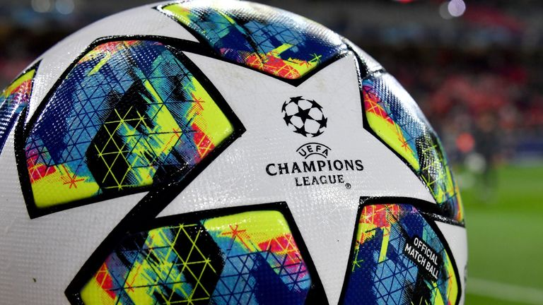 Champions League games have been postponed