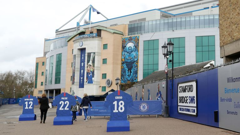 Chelsea were banned from making new signings during last summer's transfer window